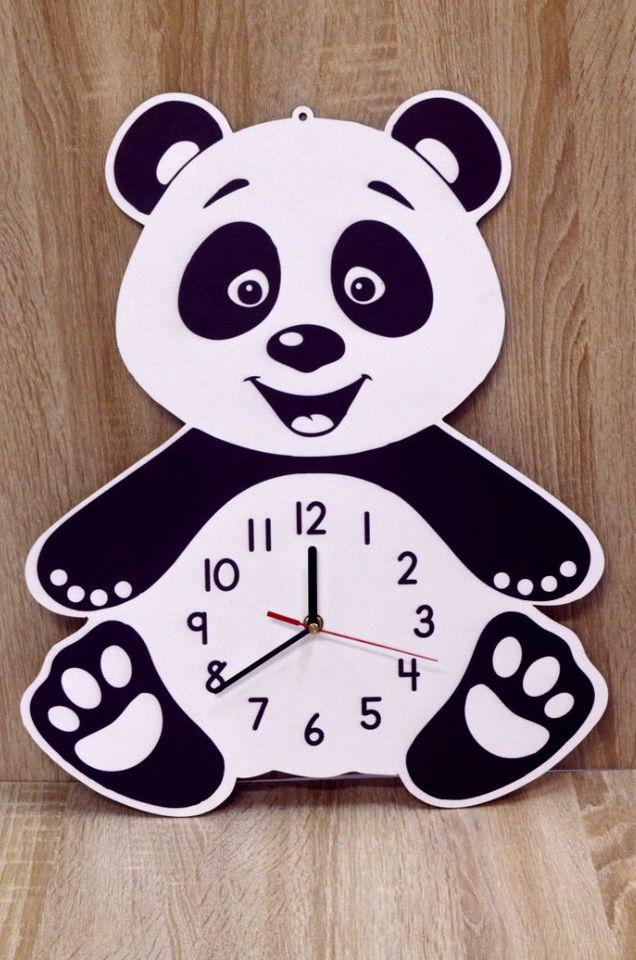 """Zegar dziecięcy """"Panda"""""""