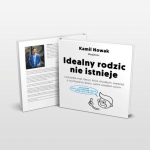 "Książka ""Idealny rodzic nie istnieje"" + ebook ""Elternsein, weit weg vom Ideal"""