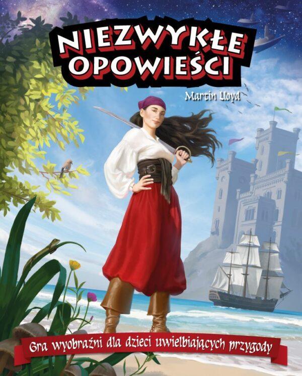 Niezwykłe opowieści: gra wyobraźni dla dzieci uwielbiających przygody
