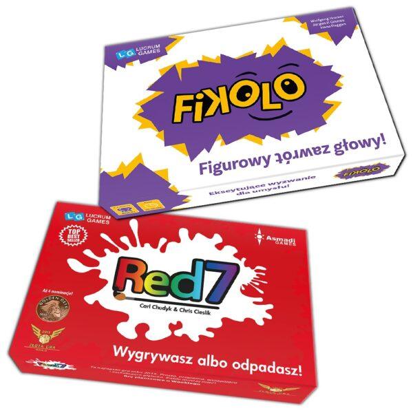 Red7 + Fikolo